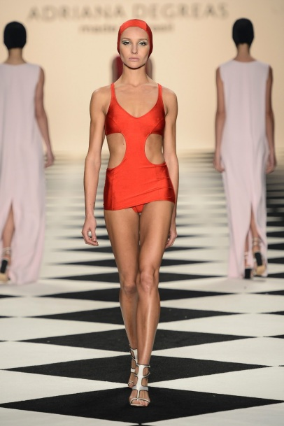 Adriana Degreas Spring Summer 2014